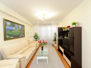 Vă prezentăm un apartament spațios spre chirie, cu 2 camere ...