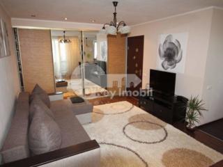 Se oferă spre chirie apartament cu 1 cameră situat în bloc nou. ...