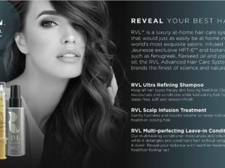 Комплекс по уходу за волосами RVL (Reveal Your Best Hair)