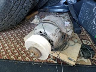 Продам двигатель с точильным диском