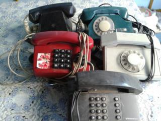 Aparate telefonice / Телефонные аппараты