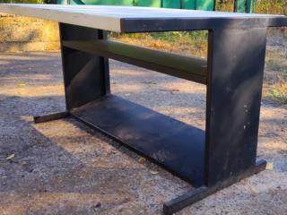 Металлический Стол.