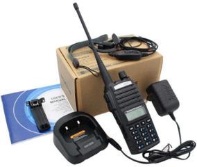 Радиостанция Baofeng UV-82 - с мощностью на 8W