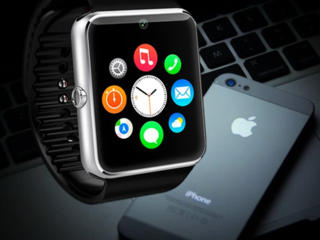 Супер умные гаджет-часы Smart Watch GT08!Идеальный подарок! Супер цена