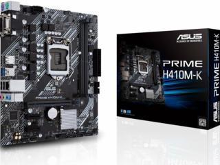 ASUS PRIME H410M-K mATX S1200