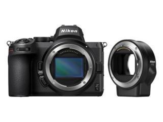 Nikon Z 5 + FTZ adapter / VOA040K002 /