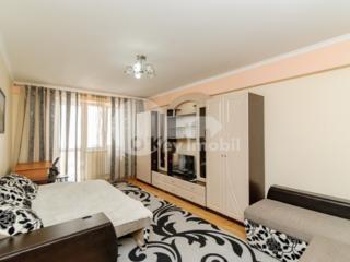 Se oferă spre chirie apartament cu 2 camere situat în bloc nou. ...