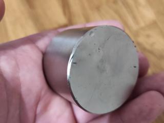 Неодимовый магнит 35*45мм 120кг 35 у. е