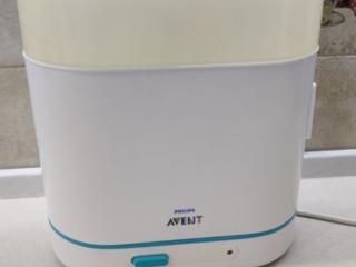 Продаётся Электрический стерилизатор Philips AVENT SCF284/03