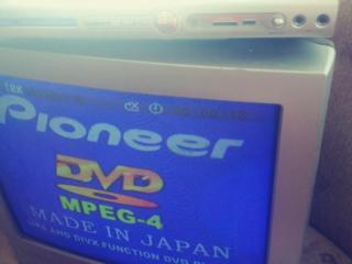 Продам оригинальную DWD плеер Японскую, с радио и двумя динамиками!