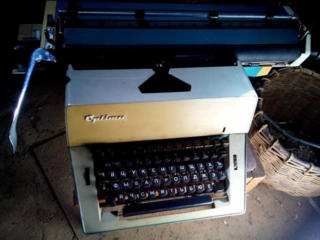Продам печатную машинку «Оптима» производства ГДР. Состояние хорошее