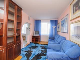 Se oferă spre chirie apartament cu 2 camere în sectorul Buiucani. ...