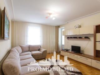 Spre chirie apartamen în bloc nou, situat la etajul 5, Buiucani, str.