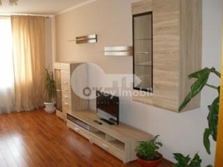 Se oferă spre chirie apartament spațios cu interior modern și ...