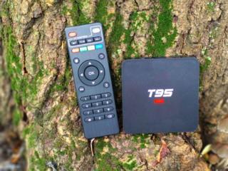 T95 Super Cu TVbox televizorul dvs nu va îmbătrâni niciodată. Garanția