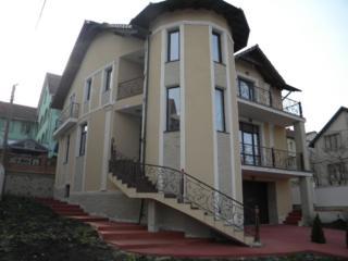 Нов. Дом Teлец. 310м, жил. 200м, 3 спальни + каб. меб. 230000 ев.