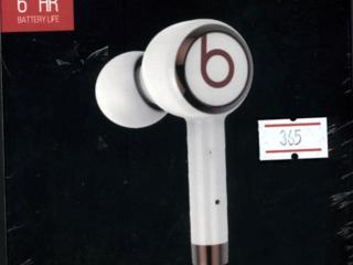 Bluetooth (блютуз) наушники TWS Beats Wireless tour3 белые