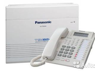 Установка, программирование, изменение программ мини-АТС PANASONIC