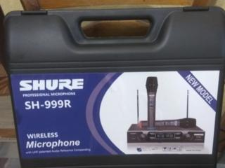 Радиосистема Shure SH-999 (новая) из Германии