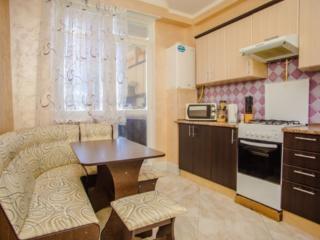 Chirie apartament cu 1 odaie + living - încălzire autonomă - reparație