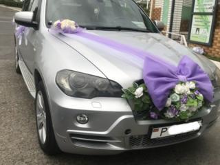 BMW X5 свадьбы VIP - поездки с комфортом.