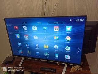 """LED 40""""- Android TV - smart-tv+wi-fi"""