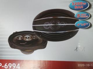 Колонки автомобильные ProAudio 350-600Вт (НОВЫЕ)