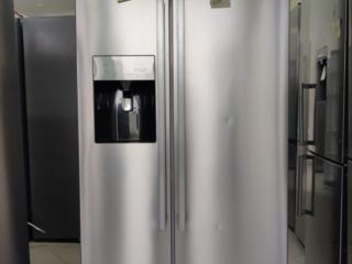 НОВЫЙ!!! Холодильник Hanseatic Side by side!!! Из Германии!!!