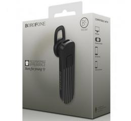 Беспроводная Bluetooth (блютуз) гарнитура Borofone BC11