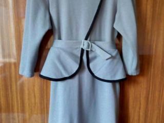 Платье полушерстяное, производство Белоруссия, 44 размер (М)