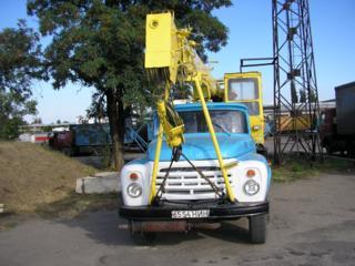 Продам автомобильный кран ЗИЛ 431412, 1990 г. в., г/п 6,3 тн.