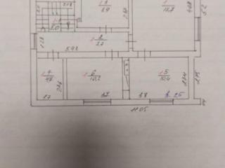 Срочно продаю 2-этажный дом в с. Бутучаны р-он Рыбница
