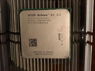 Amd Athlon 64 x2 2005 года