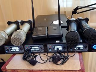 Продам новые радиомикрофоны