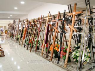 Кресты деревянные, кресты из металла, кресты кованые. 100+ моделей