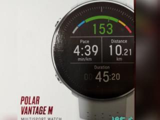 Фитнес часы Polar Vintage M.