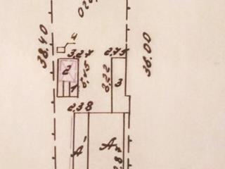 ДОМ Каменный 1962 г/п 1/1 77,6/51,5/8,7 гараж сарай участок 4,5 сотки