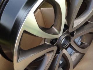 """Диски Nissan R17"""" 5 x 114.3mm"""
