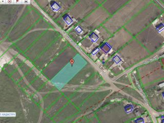 Humulesti - 6 км от Кишинёва 12 соток под строительство дома= 13200 Ев