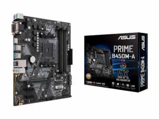 ASUS PRIME B450M-A/CSM mATX Socket AM4