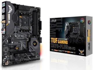 ASUS TUF GAMING X570-PLUS WI-FI ATX Socket AM4 14 Phases AMD X570 Dual