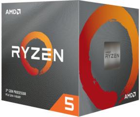 AMD Ryzen 5 3500X Socket AM4 65W /