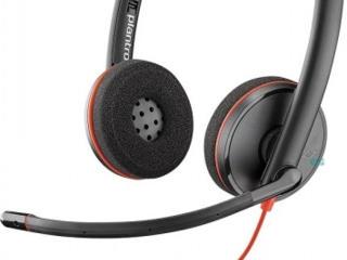 Plantronics Blackwire 3220 Stereo USB-A / 209745-201 /