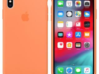 Apple Original iPhone XS Max Silicone Case /