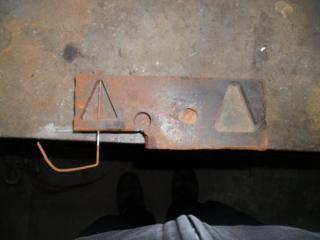 Форма для литья грузил 80гр и 140гр