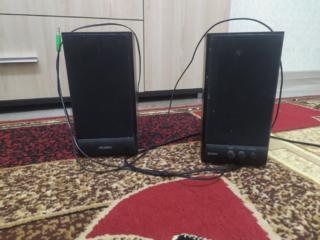 Продам звуковую систему 2, в рабочем состоянии.