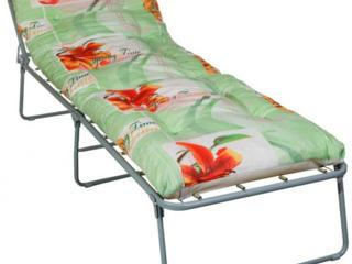 Раскладушки, шезлонги, столики, кровати, стульчики