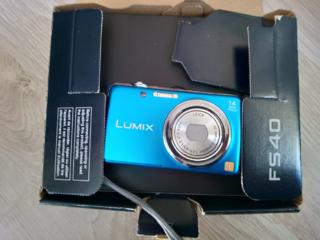 Продам фотоаппарат Panasonic Lumix FS40
