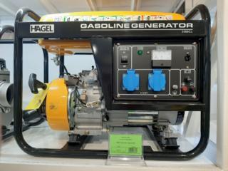 Generator 2,5 kw 220v hagel 3500cl benzina, livrare gratuita, credit,
