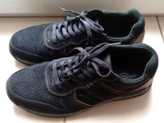 Красивая и качественная мужская обувь - натуральная кожа / замша!